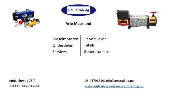 Arie Maasland