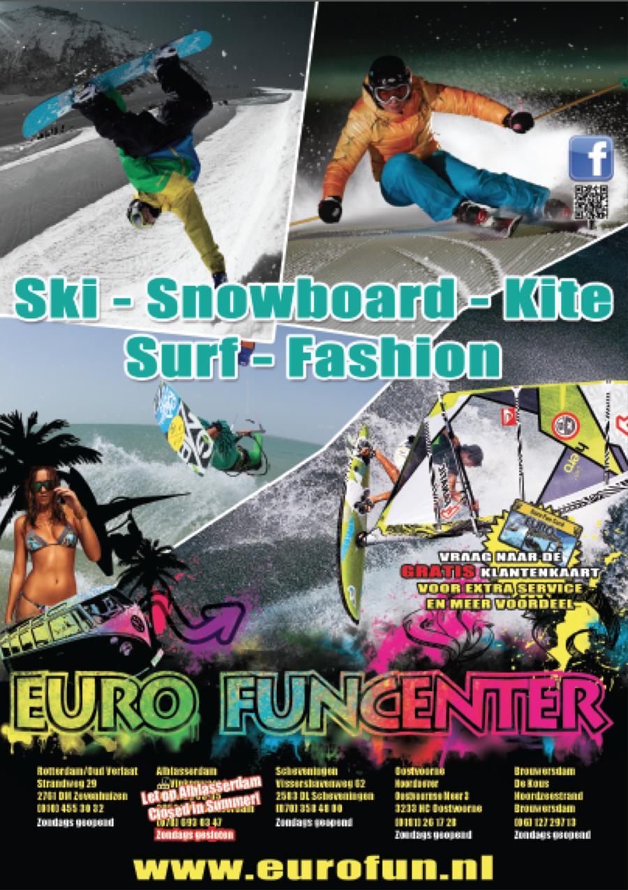 Eurofun advertentie