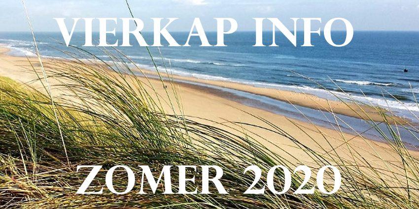Vierkap Info zomer 2020